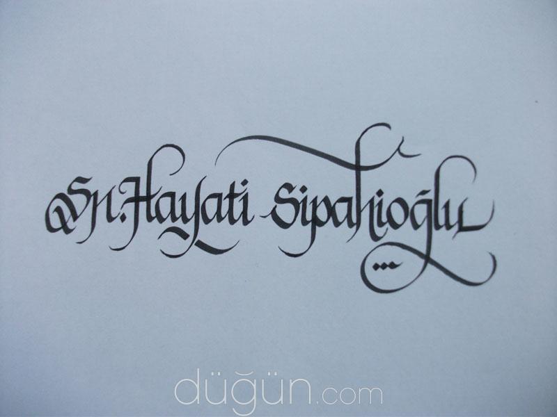 Kaligrafi Köşesi