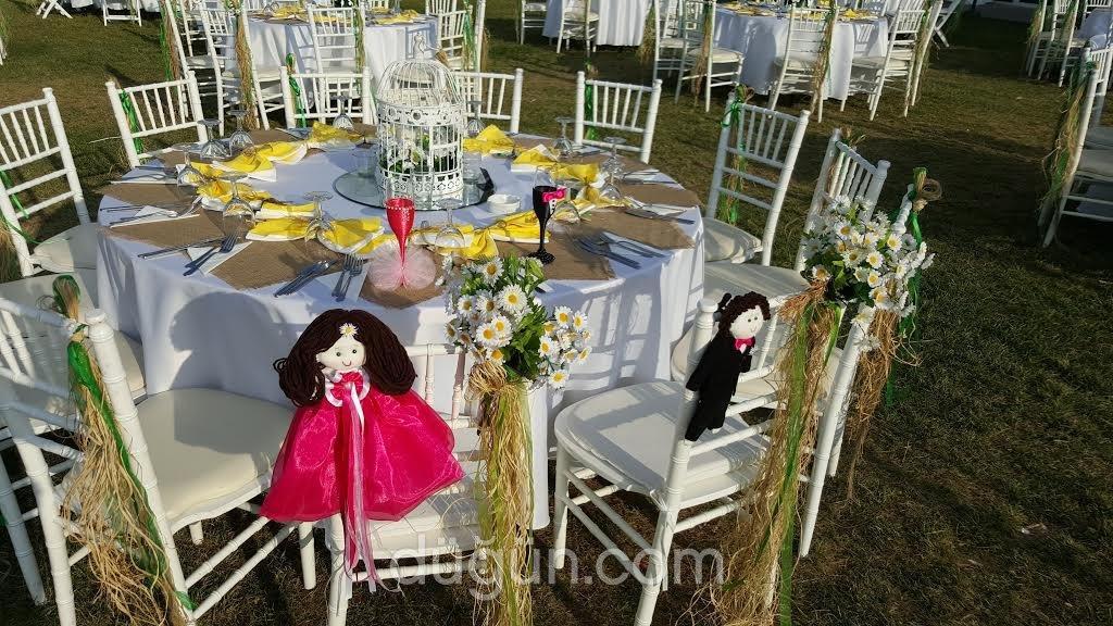 Balıklı Bahçe Kır Düğünü