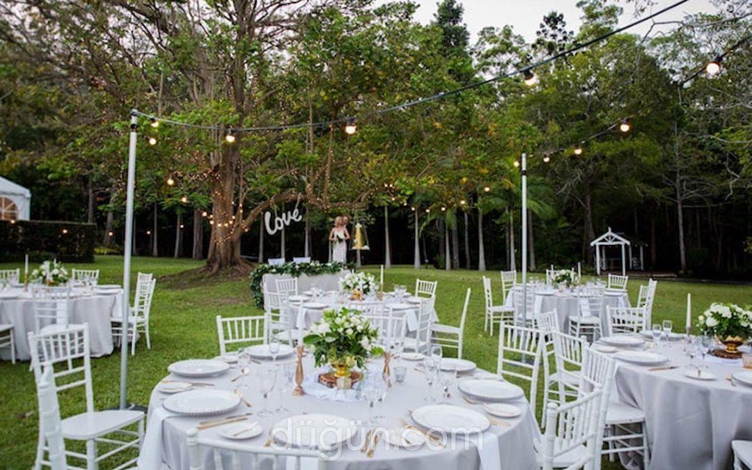 Çetinkaya Fabrika Garden Kır Düğünü
