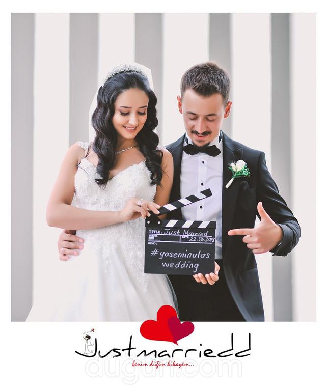 Just Marriedd