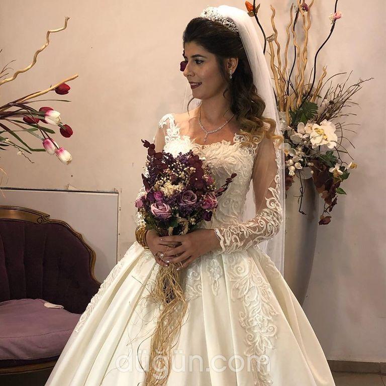 Prenses Aynur Şahin Gelinlik