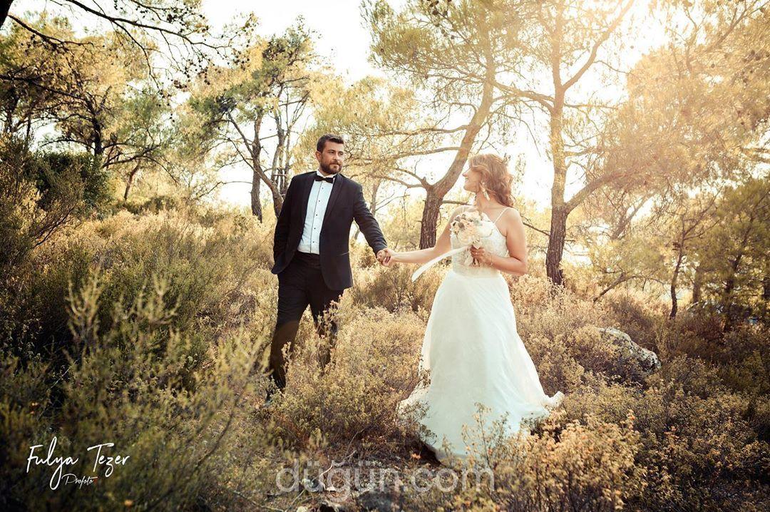 Fulya Tezer Wedding