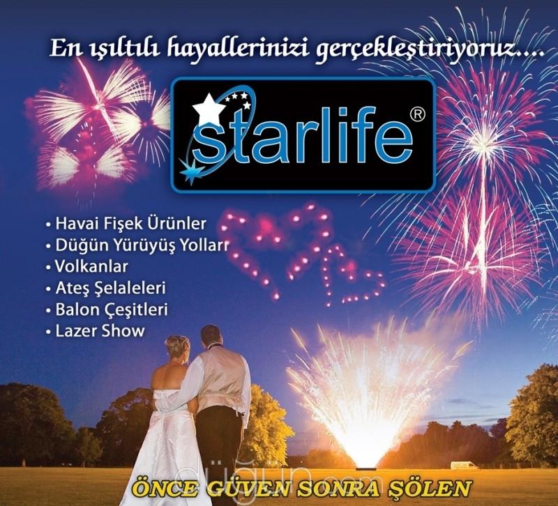 Starlife Havai Fişek Gösteri Organizasyon