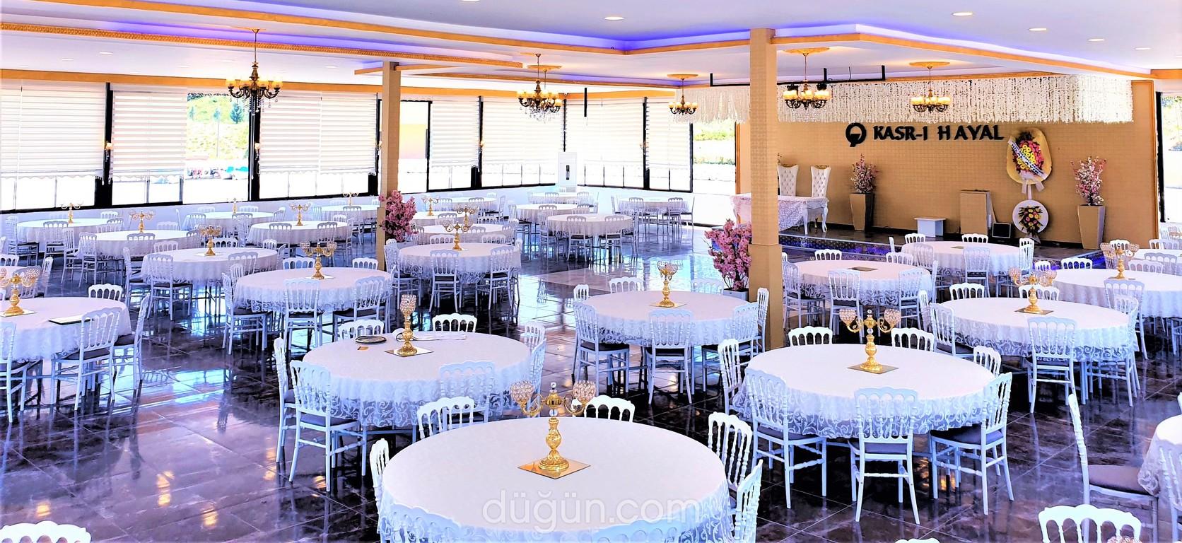 Kasr-ı Hayal Düğün Salonu