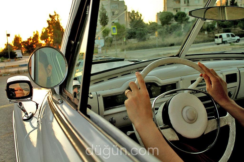 Klasik Gelin Arabası İzmir