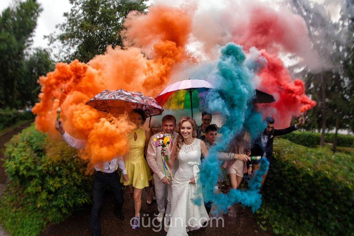 Şelale Volkan Gösterisi Evlilik Teklifi