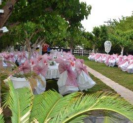 Mandalin Garden Kır Düğünü