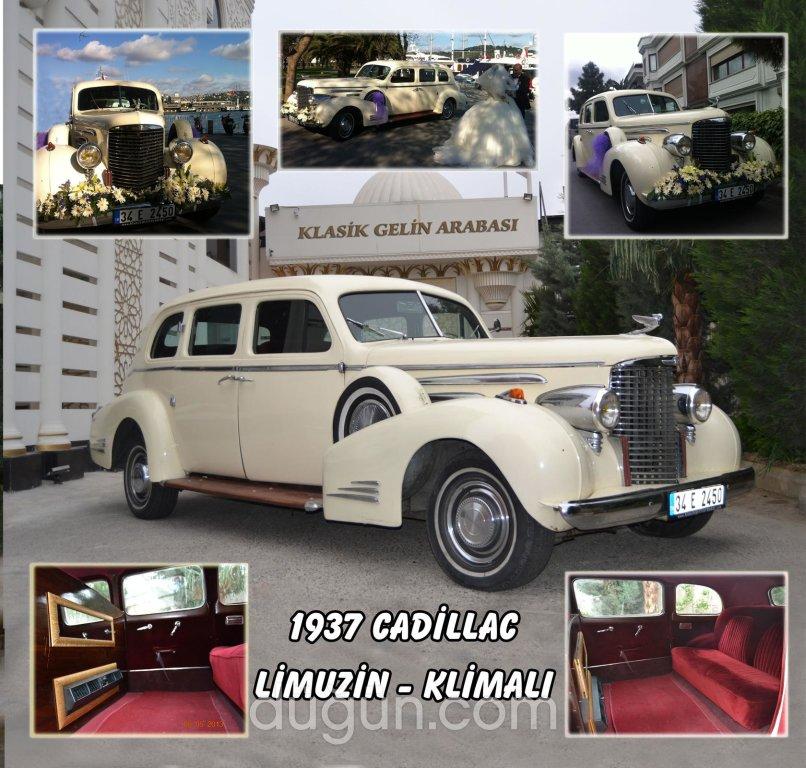 Klasik Gelin Arabası
