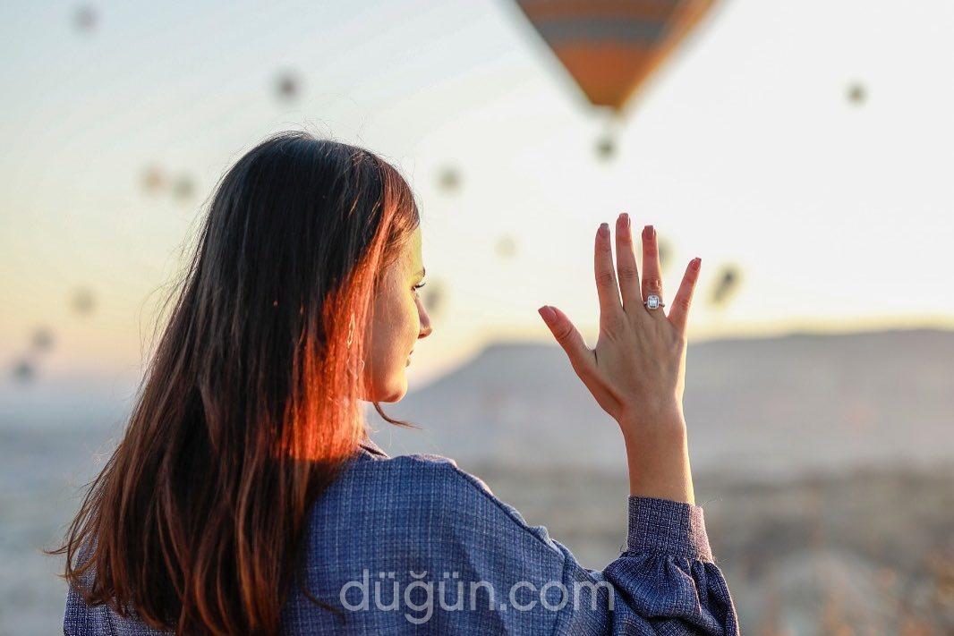 Birge Turizm Kapadokya Evlilik Teklifi