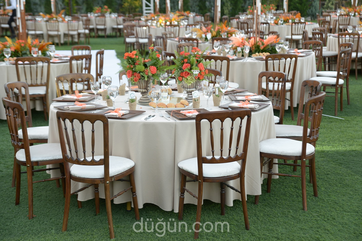 Farbe Wedding Decor