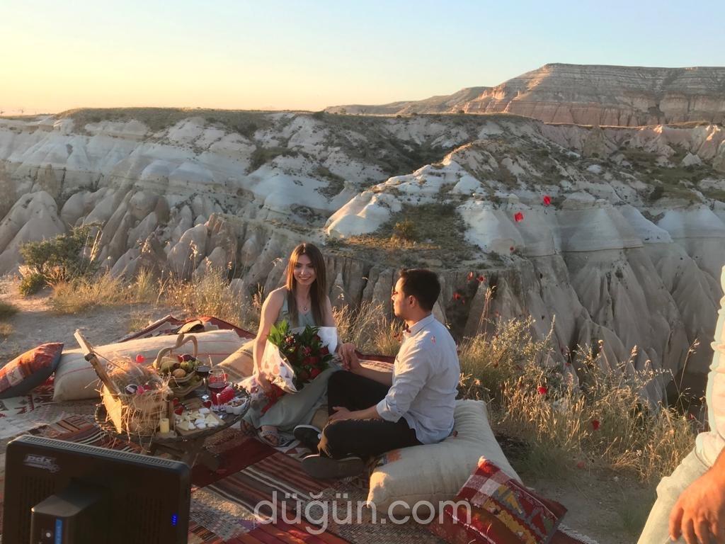 Kapadokya Sürpriz Evlilik Teklifi