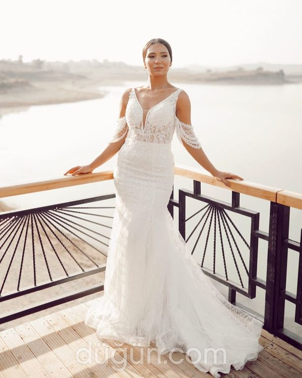 İnci Wedding Dress