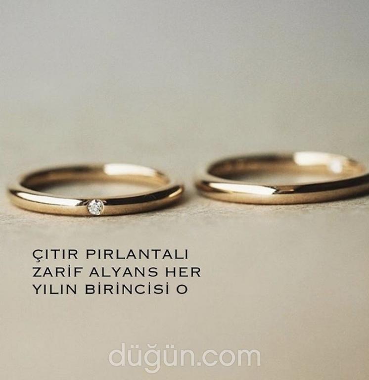 Clarice Alyans & Pırlanta