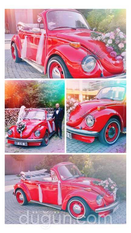 Vosvos Gelin Arabası