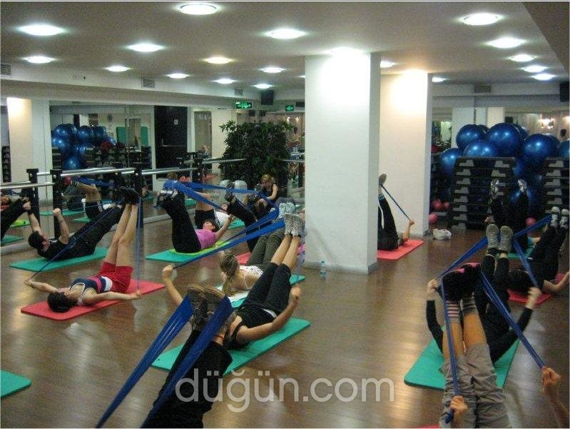 The Meridian Fitness Club
