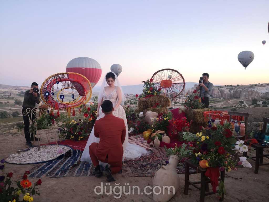 Kapadokya Butik Düğün Organizasyon