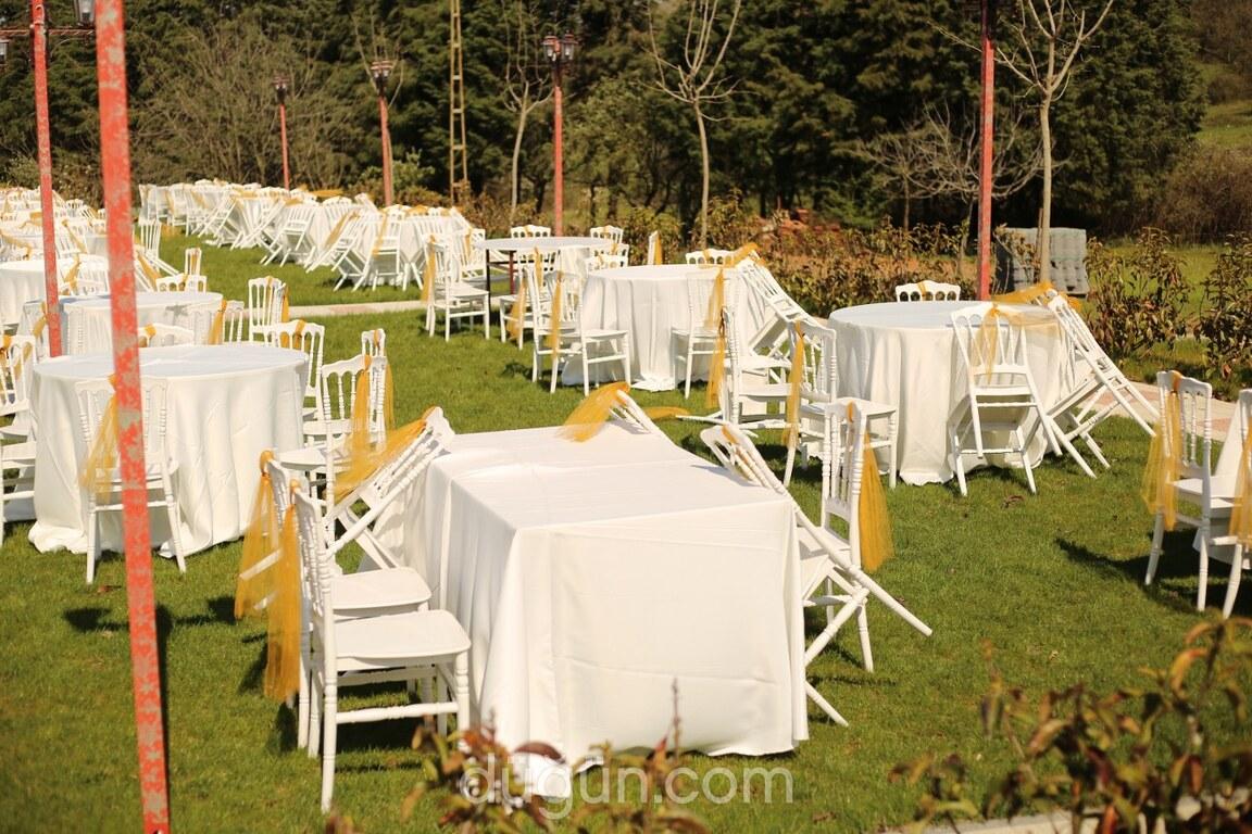Çamlı Bahçe Kır Düğün Alanı