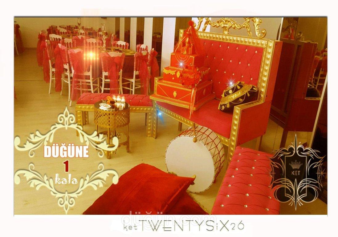 Rokka VIP Garden Karen Kına Salonu