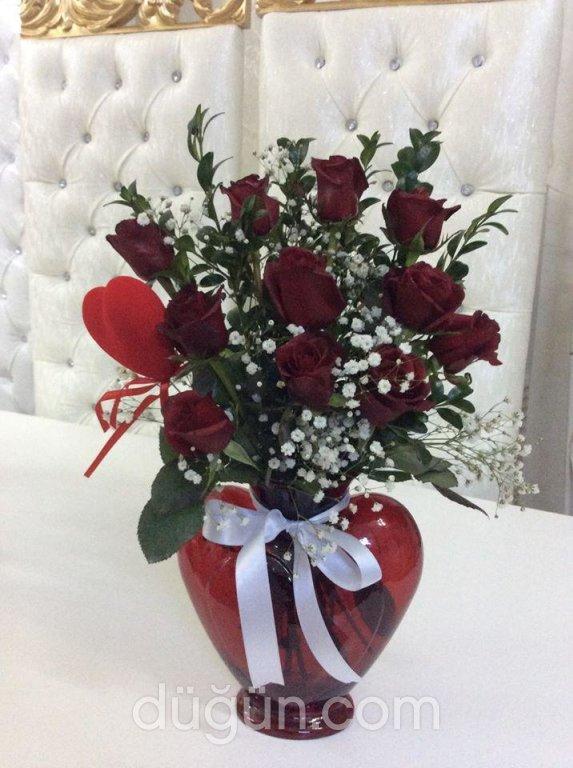 Paris çiçek
