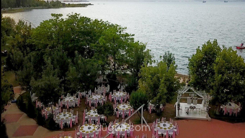 Sahil Cafe Restaurant Kır Düğünü