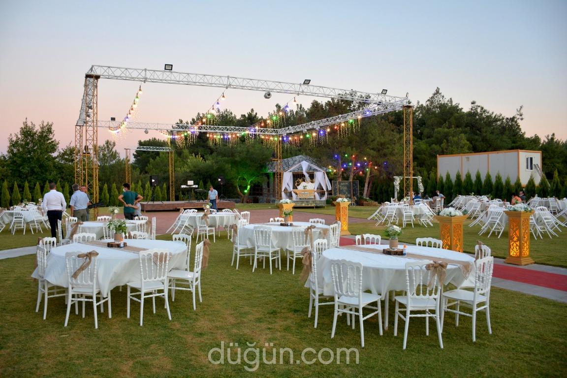 Çadır Kır Düğün Bahçesi