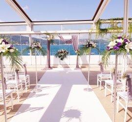 Düğün.com Çiftlerine Özel %25 İndirimle Boğaz Manzarası Eşliğinde Düğün Daveti!
