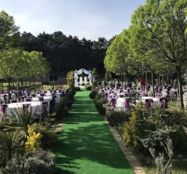 Kır Düğünü Olsun, Şehrin Merkezinde Olsun Diyenlere: Primero Garden %15 İndirimli!