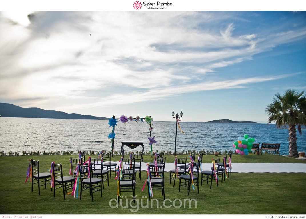 Şeker Pembe Wedding & Events