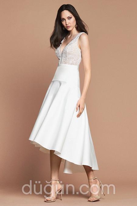 83cdf7beb61d7 En Güzel Dantel Abiye Elbise Modelleri-Nişan Elbiseleri