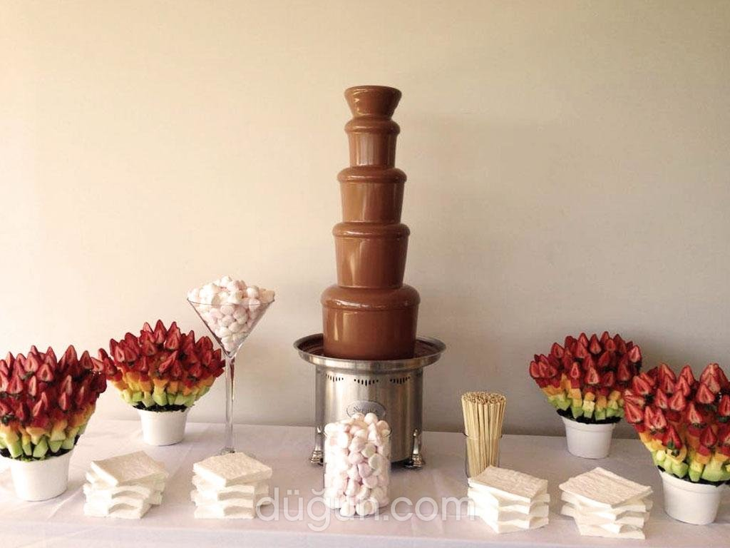 Çikolata Şelalesi