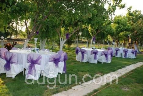 Ağaçlı Bahçe Kır Düğünü