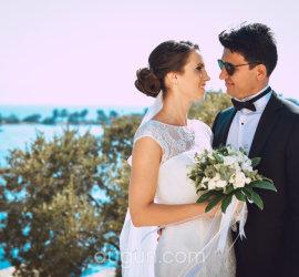 Orange Pv Wedding