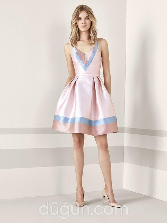 0b030d3fecd7e Kısa Nişan Elbise Modelleri | Kısa Abiyeler