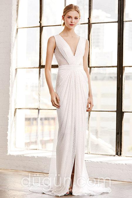 2c343e20ad741 En şık Elbise Gelinlik Modelleri