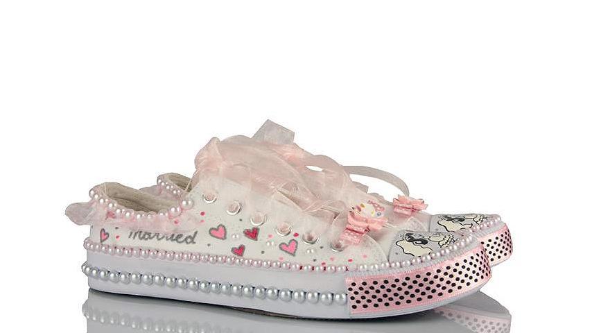 Alternatif Gelin Ayakkabıları
