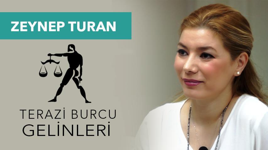 Zeynep Turan'dan Terazi Çiftlerine Öneriler