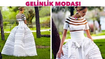Tanju Babacan'dan Gelinlik Modasına Dair