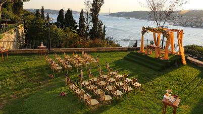 Tarihi Mekan Düğününde Sizi Neler Bekliyor?