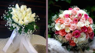 Gelin Buketinde Hangi Çiçekleri Kullanmalı?