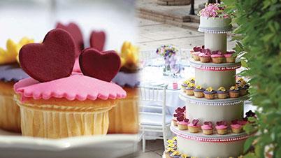 Düğünlerde Yeni Akım: Cupcake