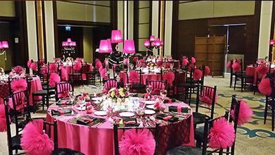 Düğün Masa Düzeni Alternatifleri