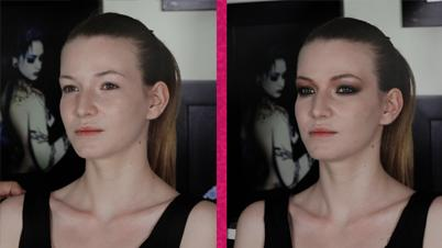 Gelin Makyajında Pratik Göz Makyajı Yapmanın Püf Noktaları