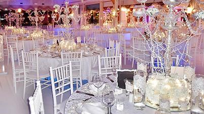Tarihi Düğün Mekanı İçin Konsept ve Dekorasyon Önerileri