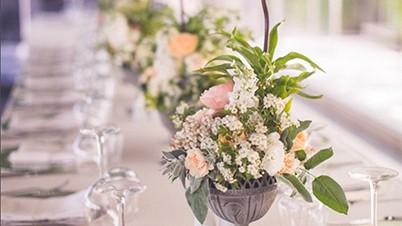 Düğün Organizasyonunda Çiçeklerin Rolü