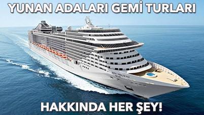 Yunan Adaları Gemi Turları ve Ortalama Fiyatları