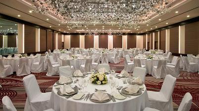 Otelde Kış Düğünü Temaları