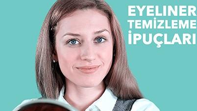 Eyeliner Nasıl Temizlenir?