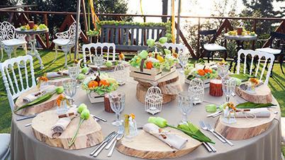 Kır Düğünlerinde Öne Çıkan Düğün Temaları Nelerdir?