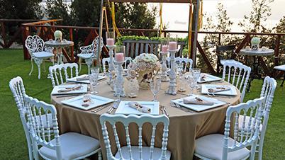 Kır Düğünleri Artık 4 Mevsim!