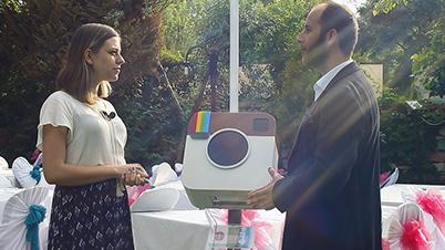 Düğünlerin Yeni Trendi; Photo Toy